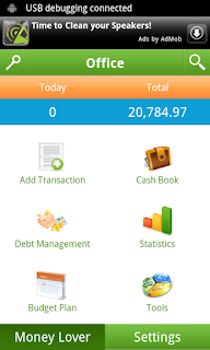 Money Lover Expense Manager