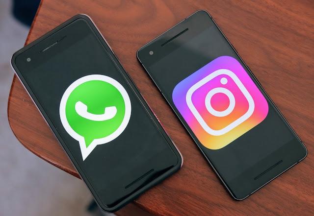Fitur Baru Grup Video Call Untuk WhatsApp dan Instagram Video Chat