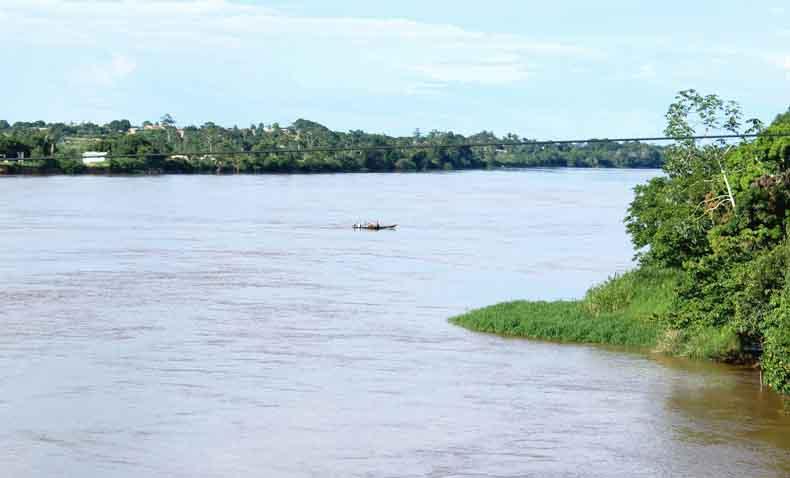 Rio Ji-Paraná ou Machado | Rondônia