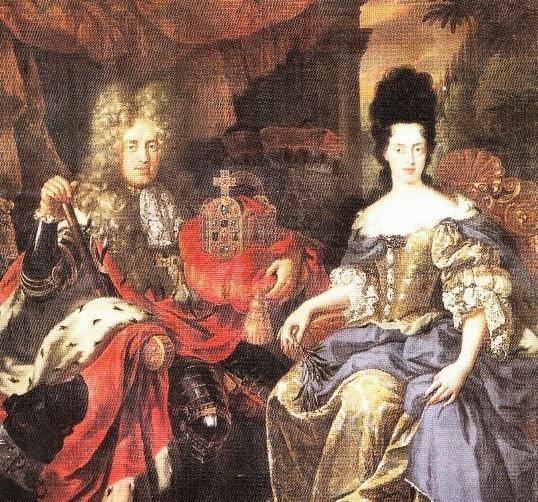 เจ้าหญิงมาร์กาเร็ต กับ เจ้าชายโคซิโม