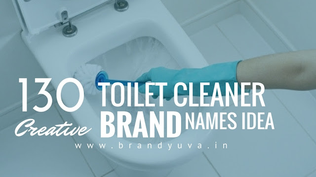 toilet cleaner brand names idea