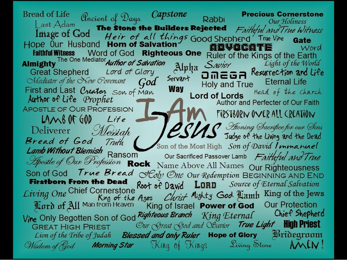 Names Of God: Honor God's Name