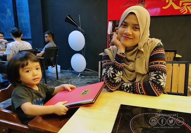 Hwa Ga No Pork Damansara Perdana