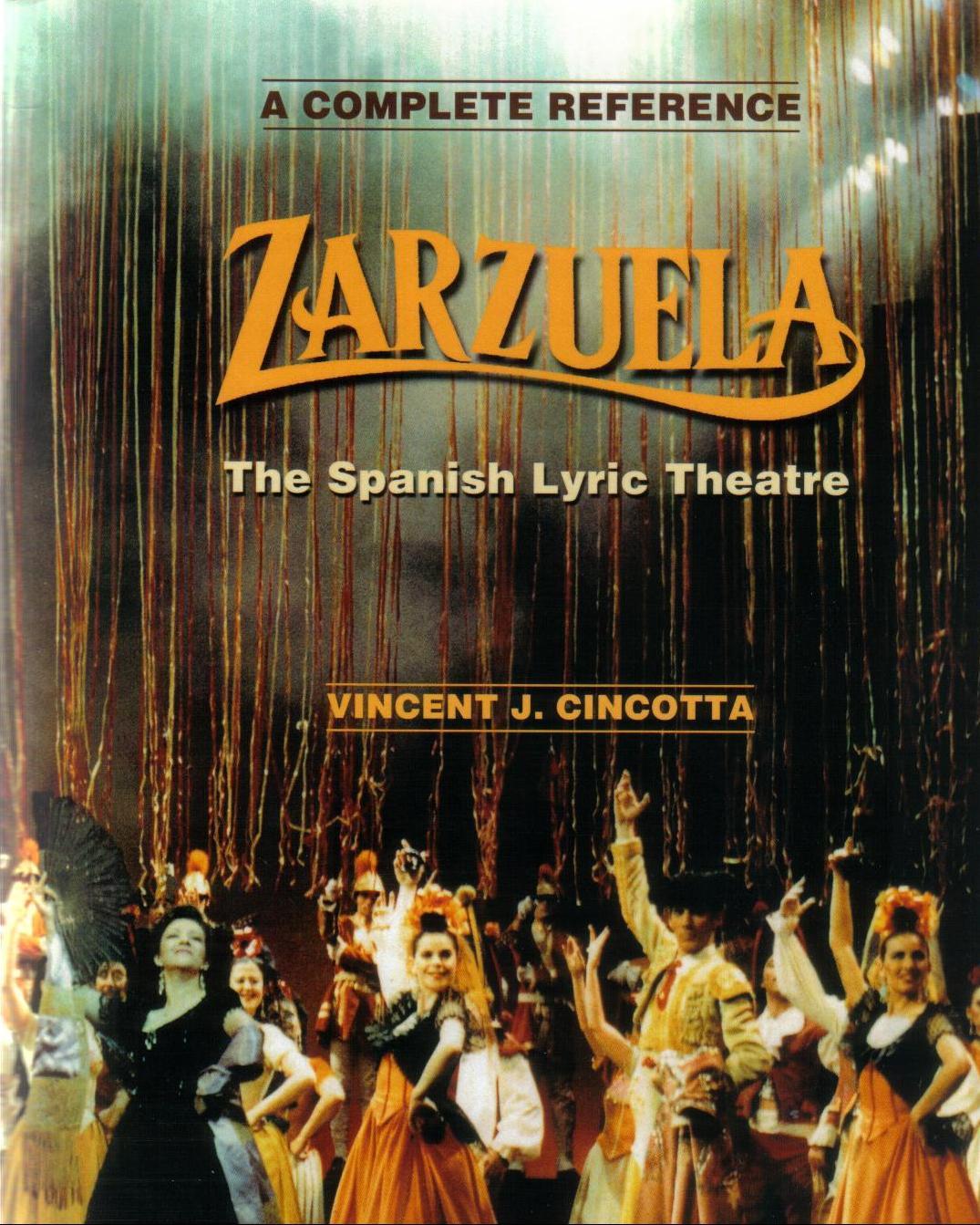 La zarzuela 1 generalidades y compositores