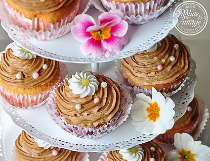 Rezept fuer Schokoladen-Cupcakes