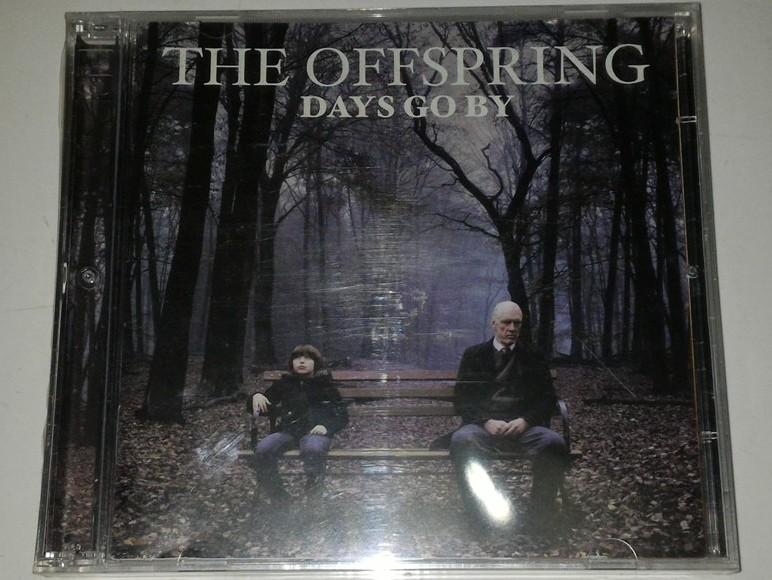 cd the offspring 2012