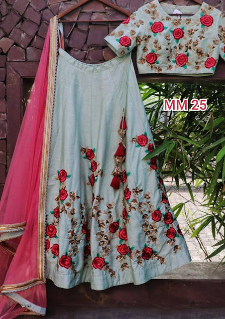 Latest Banglory Silk Fabric Design 2018 - Fashion Youth Apps
