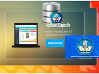 Download Rilis  aplikasi dapodik  2017 terbaru