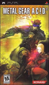 Metal Gear Acid 2 (PSP) (ISO - Español) [MF]