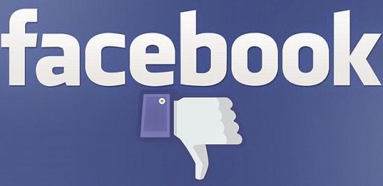 dislike facebook