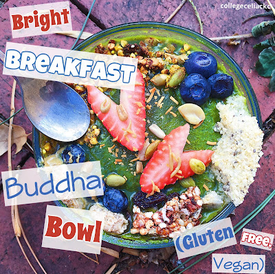 Bright Breakfast Buddha Bowl with Frontier Bites (Gluten Free, Vegan), casey the college celiac