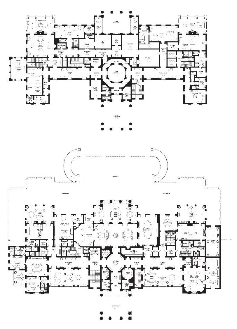 Eileen s Home Design Floor Plans of a Mansion Home Design
