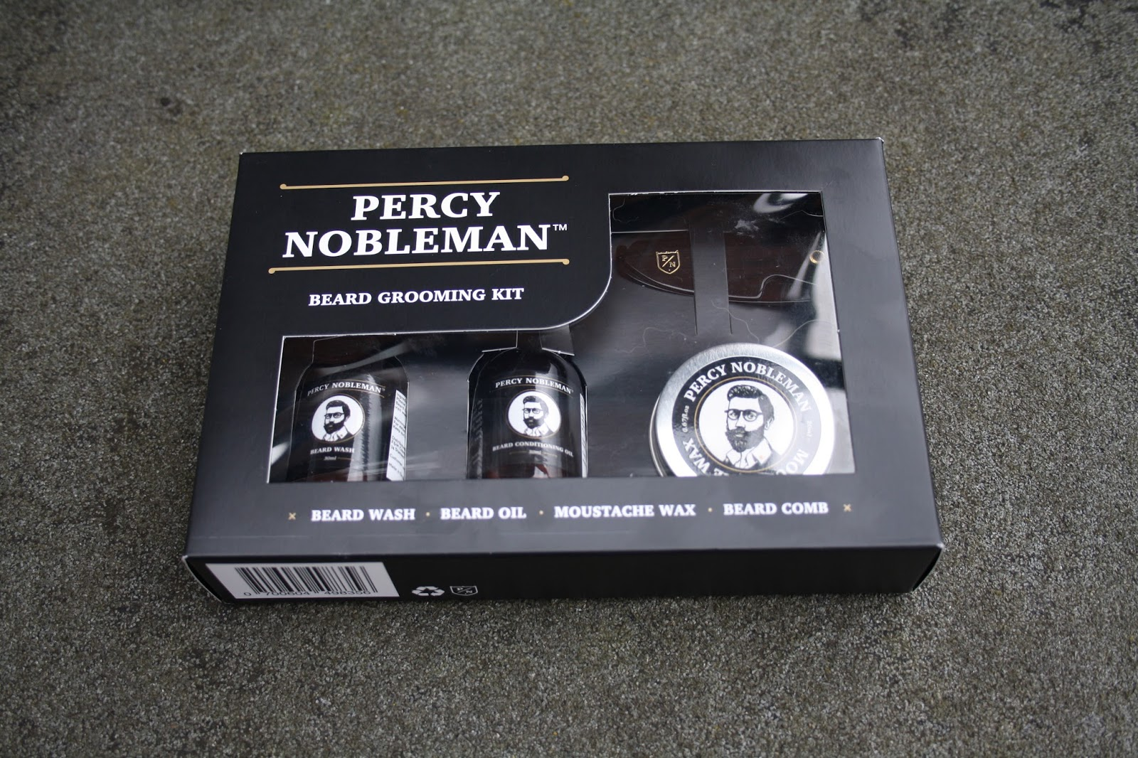 beautykinguk percy nobleman beard grooming giveaway. Black Bedroom Furniture Sets. Home Design Ideas