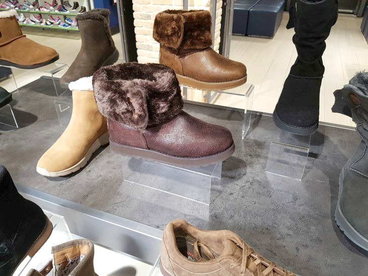collection hiver 2016 de skechers