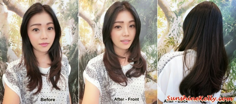 Review, Aveda Botanical Therapy, Min & Shunji Matsuo Hair Studio, Desa Sri Hartamas, Aveda Hair Treatment, Hair Treatment Review, Hair Review