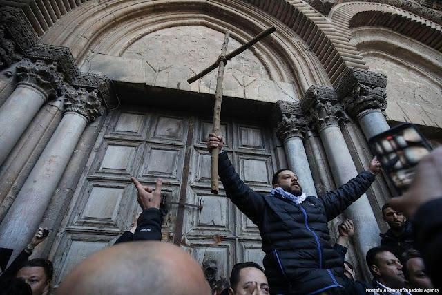 Israel avanza en proyecto de ley de expropiación de tierras católicas