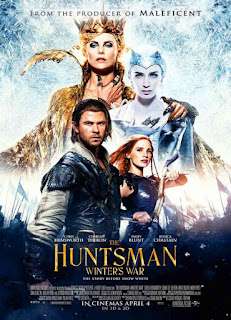 The Huntsman: Winter's War (2016) – พรานป่าและราชินีน้ำแข็ง [บรรยายไทย]