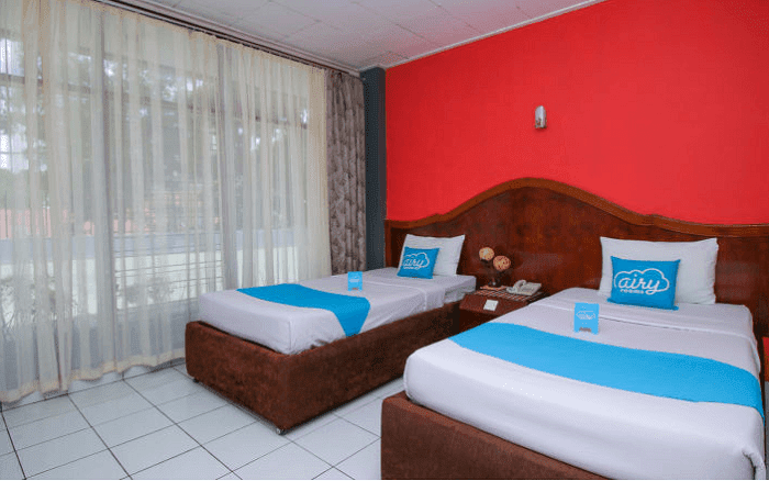 hotel murah di bukittinggi airy rooms