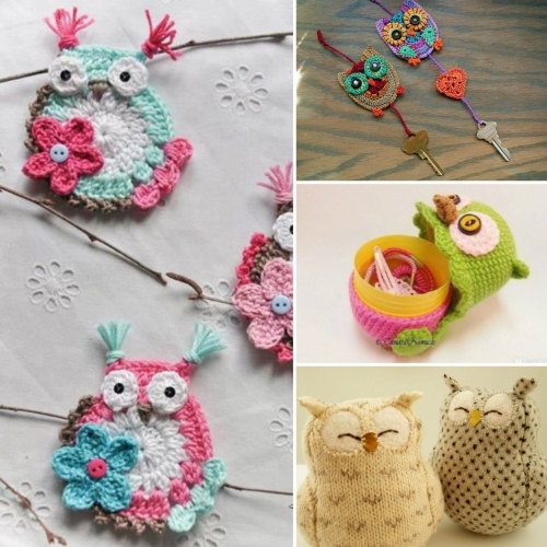 Owls: Ideas & Inspiration