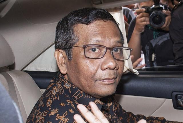 Mahfud MD: KPK Bisa Jemput Paksa Setya Novanto Tanpa Izin Presiden