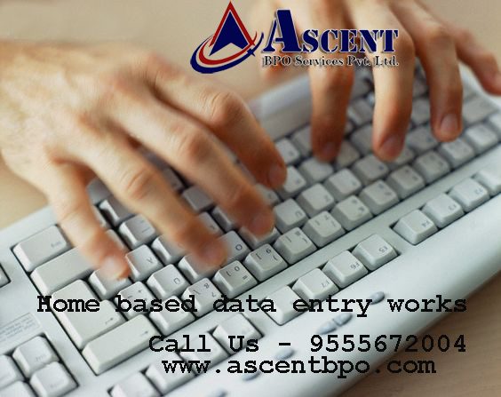 Earn Money From Home by Data Entry Work