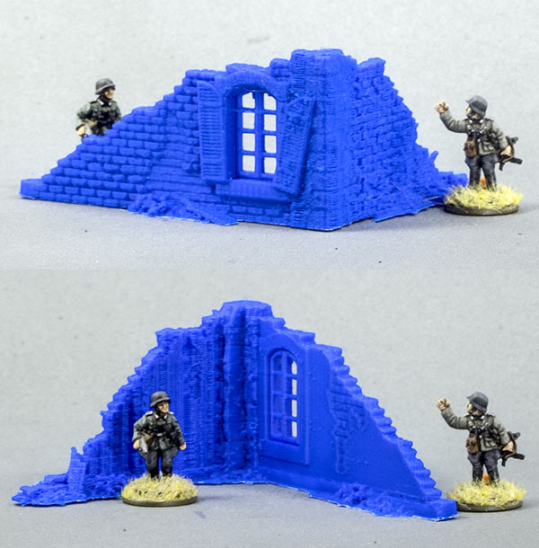 Shouting Into The Void: Printable Scenery Scenery