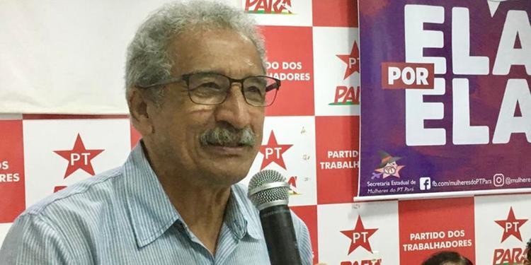 PT escolhe neste domingo novo presidente no Pará; 300 delegados estão aptos a votar