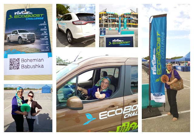 Ford Ecoboost Challenge Sunlife Stadium Miami Ford Transit