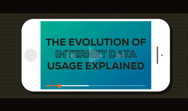 The Evolution Of Internet Data Usage Explained