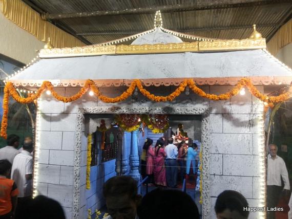 Ganesh Chaturthi Pandal Krishna Temple Udupi