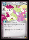 My Little Pony Daisy, Lily and Roseluck, Wilt Under Pressure Equestrian Odysseys CCG Card
