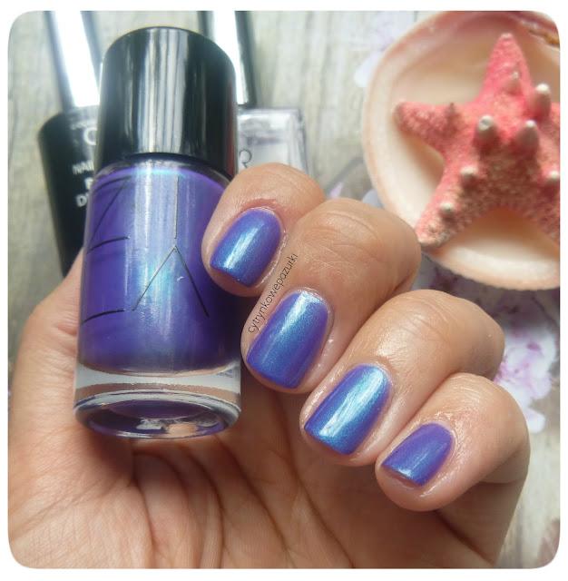 Zila shimmer 120 Blue Sky