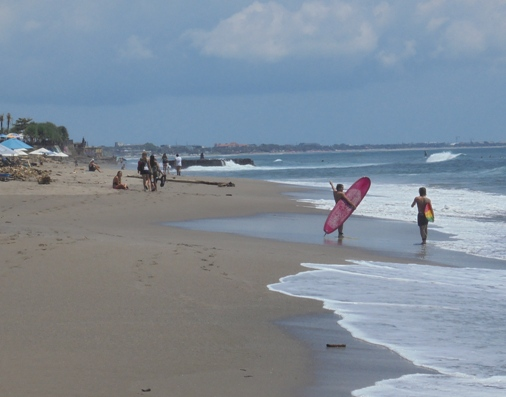Old Man's Surf Canggu, Old Man's Beach Canggu Surf, Old Mans Surf Break Bali