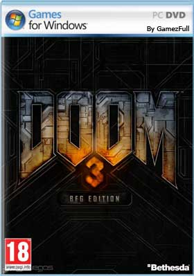 Descargar Doom 3 BFG Edition pc full español mega y google drive.