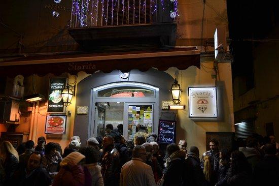 Pizzeria Starita, Naples, Italia