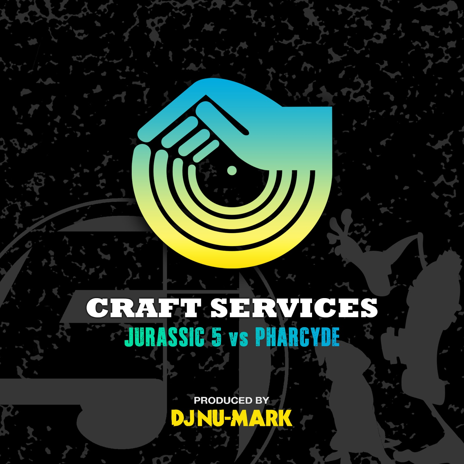 DJ Nu-Mark - Craft Services: Jurassic 5 vs The Pharcyde | Mixtape (Free Download Link)