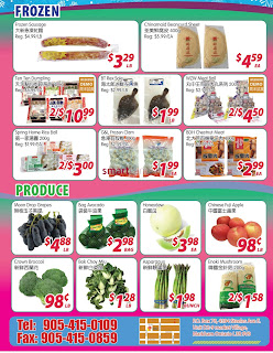WinCo Food Mart (Steeles Ave.) Weekly Flyer February 2 to 8, 2018