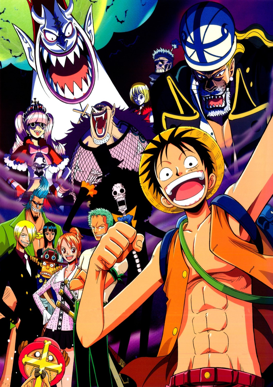 One Piece วันพีช ซีซั่น 10 ทริลเลอร์บาร์ค ตอนที่ 337-384 พากย์ไทย