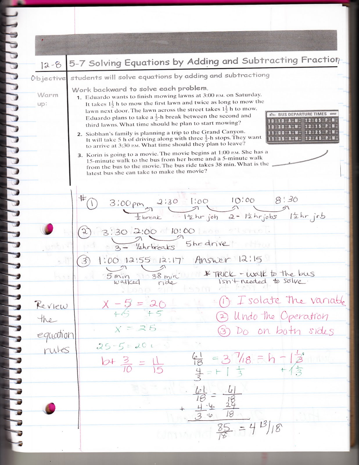 Ms Jean S Classroom Blog 5 7 Solving Equations By Adding