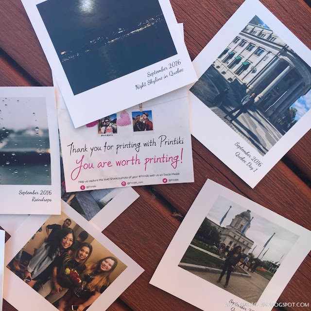 Print Instagram Photos Printiki - Andrea Tiffany A Glimpse of Glam