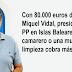 """Presidente PP balear (80.000 euros de sueldo): """"Un camarero o una mujer de la limpieza cobra más"""""""