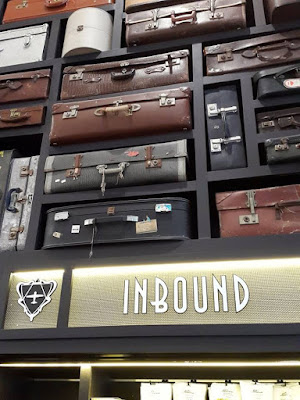 Inbound Cafe in Sydney Domestic Airport