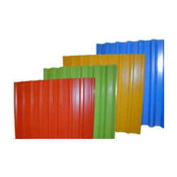 Colour Coated Profile Roofing Sheet