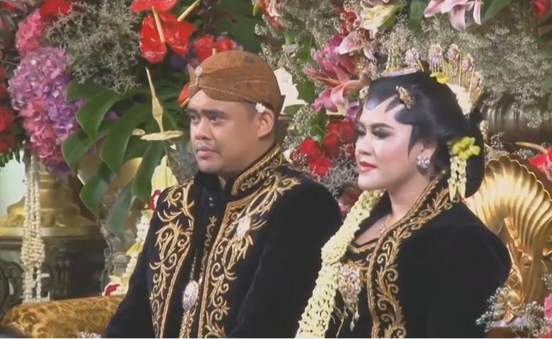 foto-foto perkawinan kahiyang bobby jokowi mantu