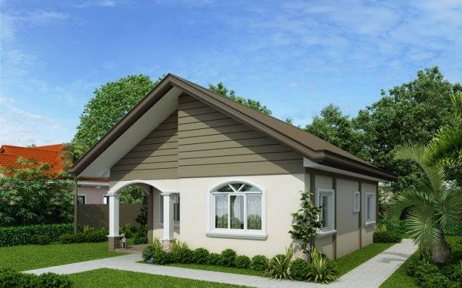 Fine 25 Photos Of Small Beautiful And Cute Bungalow House Largest Home Design Picture Inspirations Pitcheantrous