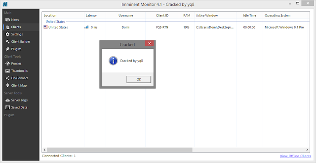 Imminent Monitor 4.1.0.0 Cracked