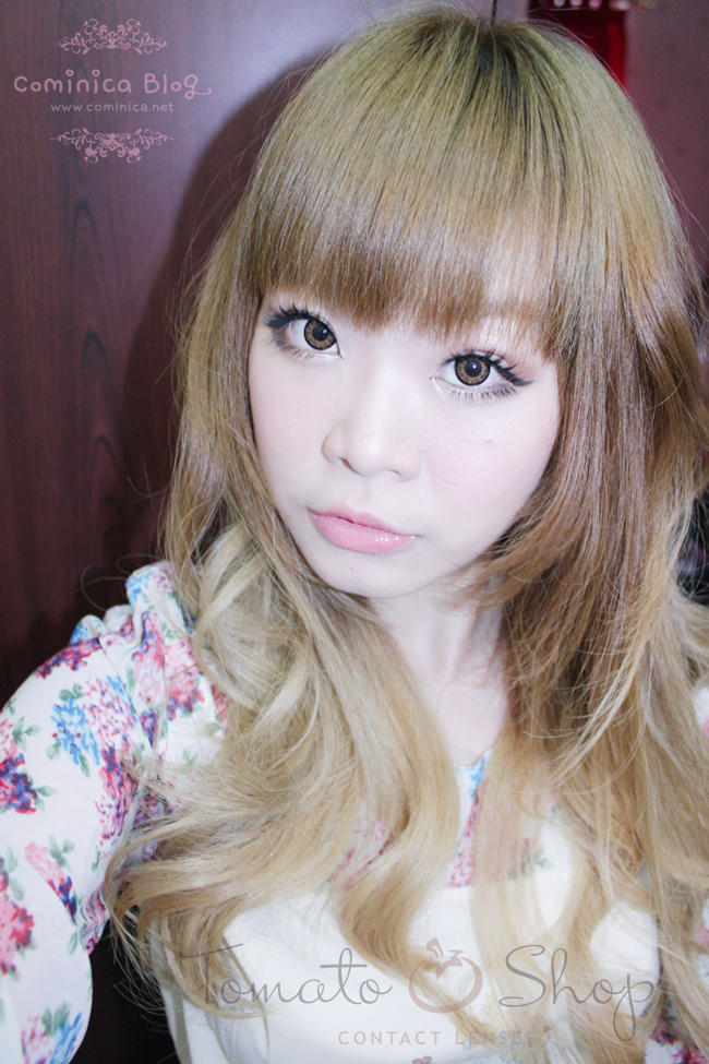 Cominica Blog ♔ My New Hair Color With Beauty Labo