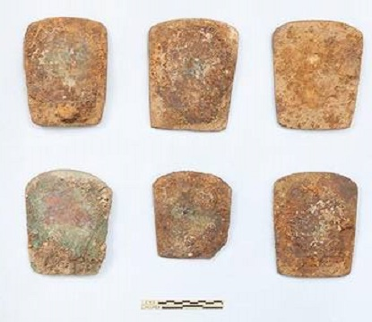 4,000-year-old copper axes point to an ancient culture story