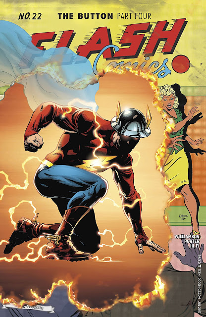 SPOILERS: The Flash #22
