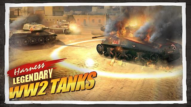 تحميل لعبة Brothers in Arms 3 لحرب العالمية الثانية للأندوريد